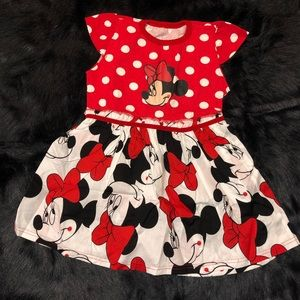 Other - Kids minnie mouse dress
